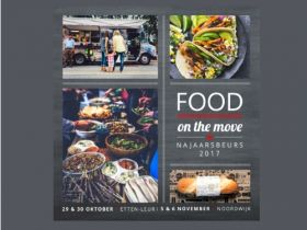 Najaarsbeurs 'Food on the Move'
