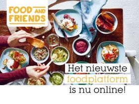 Online platform Food&Friends is live