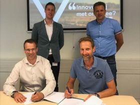 Priva en Innoveins willen innoveren in zachtfruit en glastuinbouw