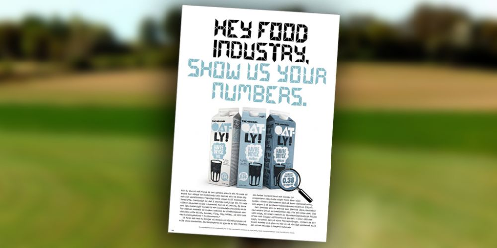Oatly show us your numbers