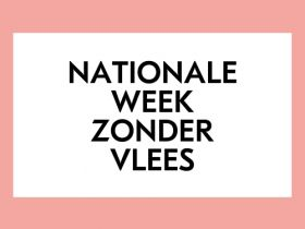 Nationale Week Zonder Vlees van start