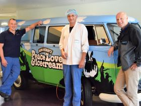 Ben & Jerry's optimaliseert perslucht, want ook lucht kost geld