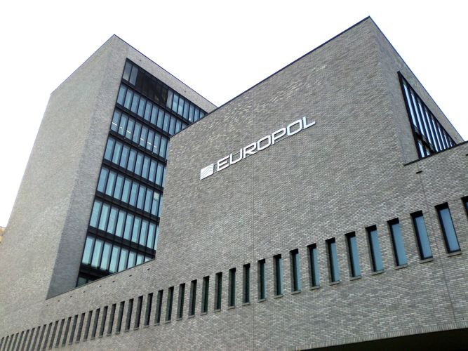 Europol wikipedia commons