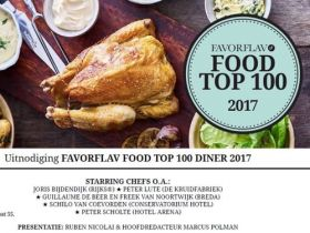 Bekendmaking FavorFlav Food Top-100