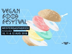 Vegan Food Festival in Amsterdam