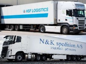 HSF Logistics fuseert met N&K Spedition