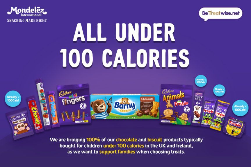 Mondelez International, Cadbury via persbericht